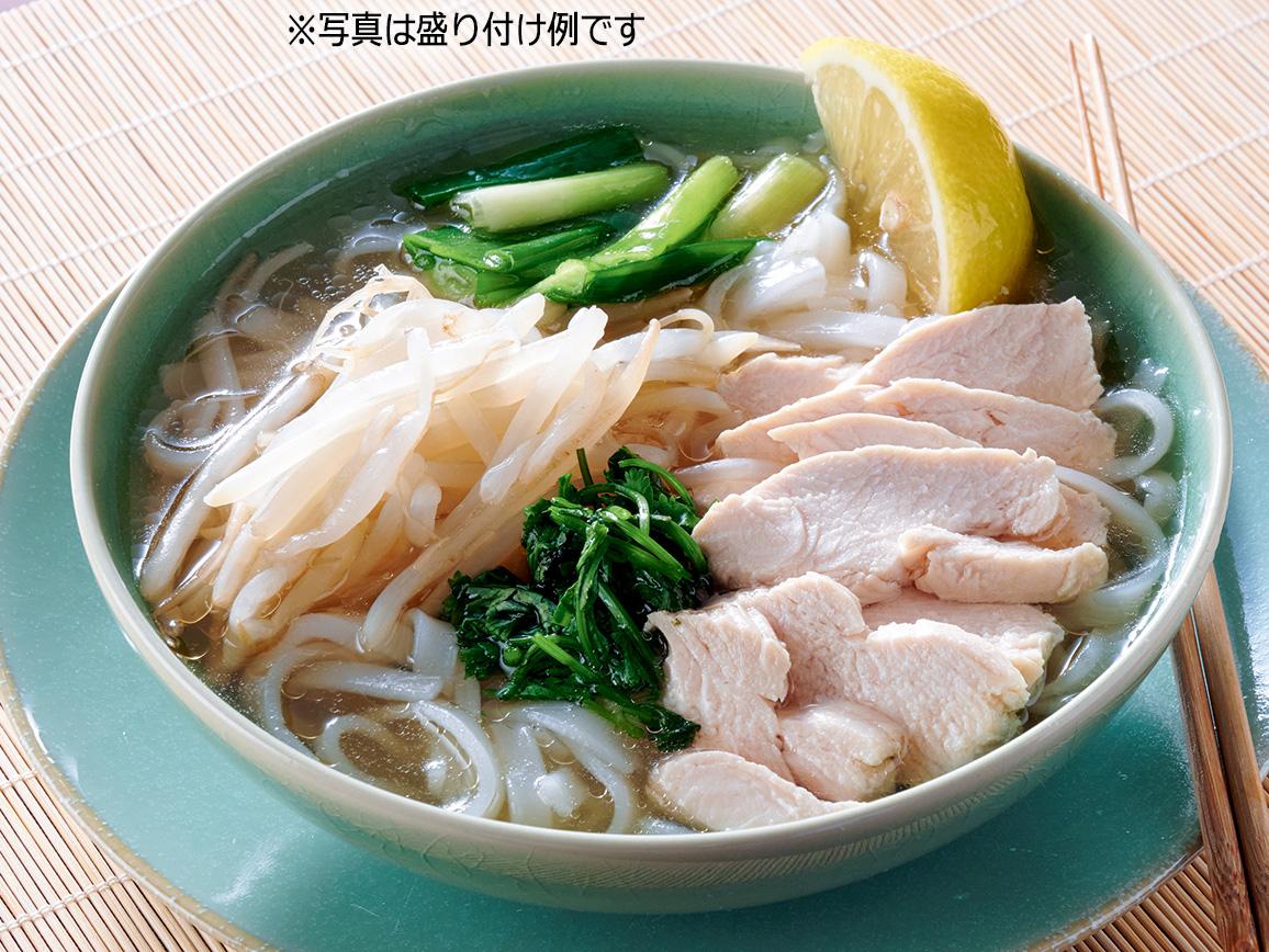 ハルメク 国産鶏たっぷりフォー(米粉麺)(6袋): | [公式]ハルメク ...